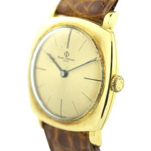 Baume & Mercier Geneve Vintage 26mm Womens Watch