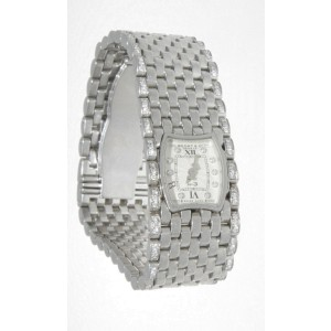 Bedat & Co. No.3 Ref.308 Stainless Steel And Diamond Womens Watch