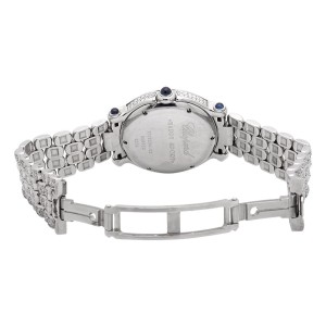 Chopard Happy Sport 27/8236-23 7.5 Ct Diamond Womens 30 mm Watch