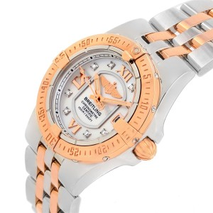 Breitling Galactic C71340 30mm Womens Watch