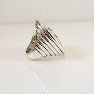 John Hardy Bedeg Sterling Silver  Ring