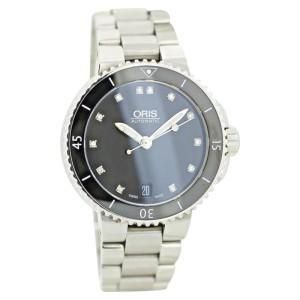 Oris Aquis Date 733-7652-4194MB 36mm Womens Watch