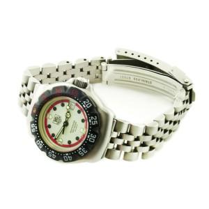 Tag Heuer Formula 1 371.508 28mm Womens Watch