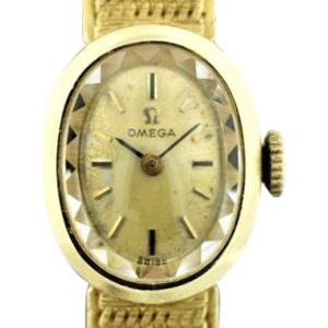 Omega Vintage 16mm Womens Watch