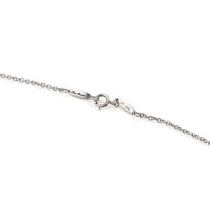 Tiffany & Co. Peretti Platinum Pendant