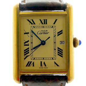 Cartier Must De Cartier 2413 25mm Womens Watch