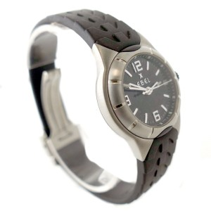 Ebel Type E 9087C21 27mm Womens Watch