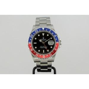 Rolex GMT Master II 16710 T 40mm Mens Watch