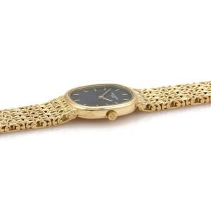 Patek Philippe Ellipse 18k Yellow Gold Oval Shape Ladies Watch 4764/1