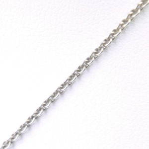 TIFFANY & Co Silver925 Atlas cube Necklace NST-71