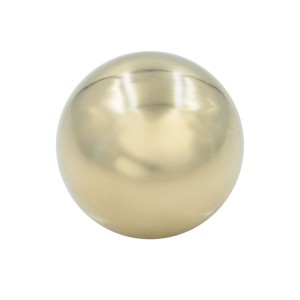 Rachel Koen 14K Yellow Gold Round Ball Bead Shape Stud Earrings