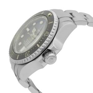 Rolex Sea-Dweller Deepsea D-Blue Dial Steel Ceramic Automatic Men Watch 116660