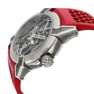 Jacob & Co. Epic X Titanium Skeleton Hand-Wind Mens Watch EX100.20.PS.PP.A