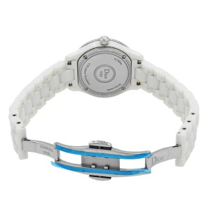 Christian Dior VIII CD1221E4C001 Ceramic Quartz Ladies Watch