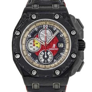 Audemars Piguet Royal Oak Offshore 26290IO.OO.A001VE.01 Forged Carbon Mens Watch