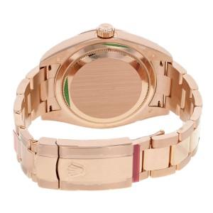 Rolex Sky-Dweller 326935 CH 18K Everose Gold Automatic Men's Watch