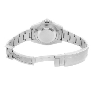 Rolex Submariner No Date Steel Ceramic Black Dial Automatic Mens Watch 114060