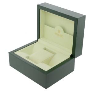 Rolex Milgauss 116400GV blo Green Sapphire Steel Automatic Men's Watch
