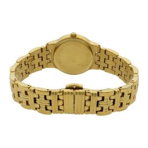 Wittnauer Gold Tone Steel Casual Womens Swiss Quartz Watch 11M04