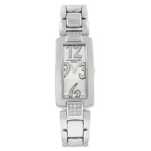Raymond Weil Shine Steel Diamond Quartz Ladies Watch 1500-ST2-05383