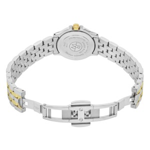 Raymond Weil Tango Two Tone Steel MOP Dial Quartz Ladies Watch 5799-SPS-00995