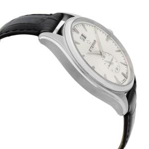 Eterna Avant-Garde Steel Silver Dial Quartz Mens Watch 2545.41.60.1340