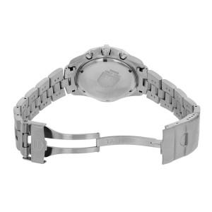 TAG Heuer Professional 2000 Exclusive Steel Black Dial Mens Watch CN1110.BA0337