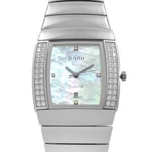 Rado Sintra Super Jubile Ceramic Mother of Pearl Dial Ladies Watch R13577902