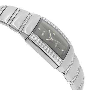 Rado Sintra Jubile Ceramic Diamond 1.20Cttw Quartz Ladies Watch R13577719