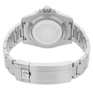 Rolex Submariner Hulk Green Steel Ceramic Automatic Mens Watch 116610LV