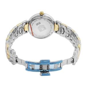 TAG Heuer Link Steel 18k Gold Diamond Silver Dial Quartz Watch WAT1350.BB0957