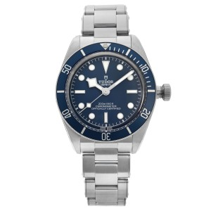 Tudor Black Bay Fifty-Eigh s Steel Blue Dial Automatic Mens Watch M79030b-0001