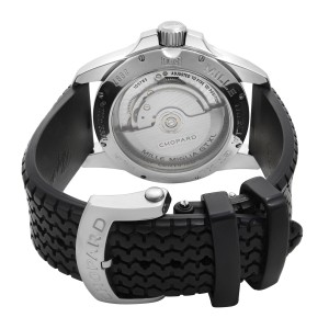 Chopard Mille Miglia Gran Turismo XL Steel Automatic Mens Watch 168997-3001