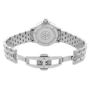 Raymond Weil Tango 41mm Steel Black Date Dial Quartz Classic Watch 8160-ST-00208