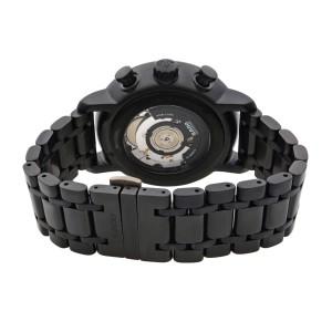 Rado Diamaster XXL Chronograph High-Tech Ceramic Black Dial Mens Watch R14090192