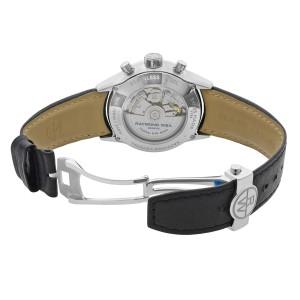 Raymond Weil Freelancer Chronograph Steel Grey Dial Men's Watch 7730-STC-60112