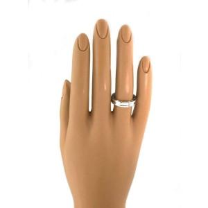 Bvlgari Bulgari B Zero-1 Single 18k Gold 5mm Band Ring Size EU 49-US 5