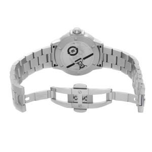 Raymond Weil Tango Steel Pepsi Black Dial Quartz Mens Watch 8280-ST3-20001