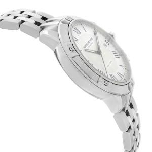 Raymond Weil Tango Stainless Steel White Dial Quartz Mens Watch 8160-ST-00300