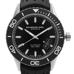 Raymond Weil Freelancer 42.5mm Steel Ceramic Automatic Mens Watch 2760-SR1-20001