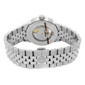 Raymond Weil Freelancer 42mm Steel Black Dial Automatic Mens Watch 2710-ST-20021
