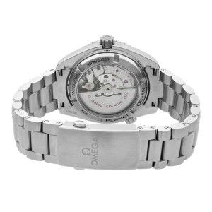 OMEGA Seamaster 42mm Steel Diamond White Dial Mens Watch 232.15.42.21.04.001