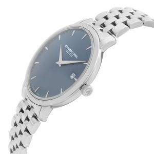 Raymond Weil Toccata 42mm Steel Blue Date Dial Quartz Mens Watch 5588-ST-50001