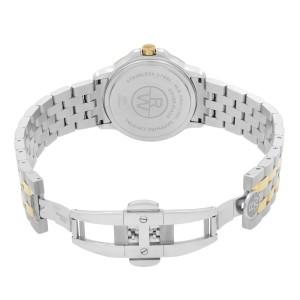 Raymond Weil Tango Two-Tone Steel White Dial Quartz Mens Watch 5591-STP-00308