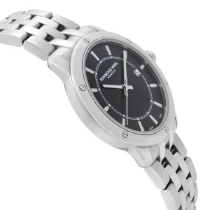 Raymond Weil Tango Stainless Steel Black Dial Quartz Mens Watch 5591-ST-20001