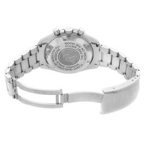 Omega Speedmaster Moonwatch Steel Black Dial Hand Wind Mens Watch 345.0022.100