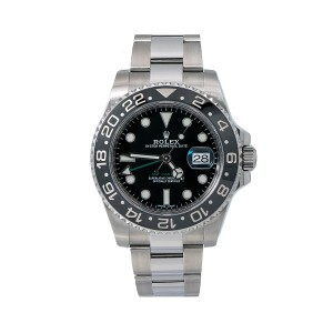 Rolex GMT MASTER II 116710LN 40mm Mens Watch