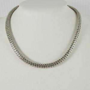 John Hardy Classic Chain Sterling Silver  Necklace