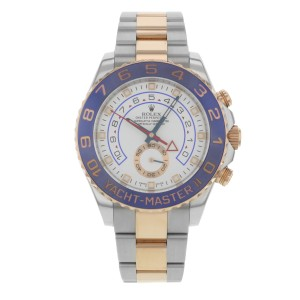 Rolex Yacht-Master II 116681 44mm Mens Watch