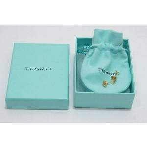 Tiffany & Co.18K Yellow Gold Citrine Gemstone Earrings